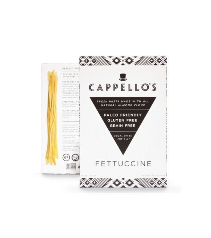 Capello's Grain-free and Grain-Free Fettuccine, Frozen