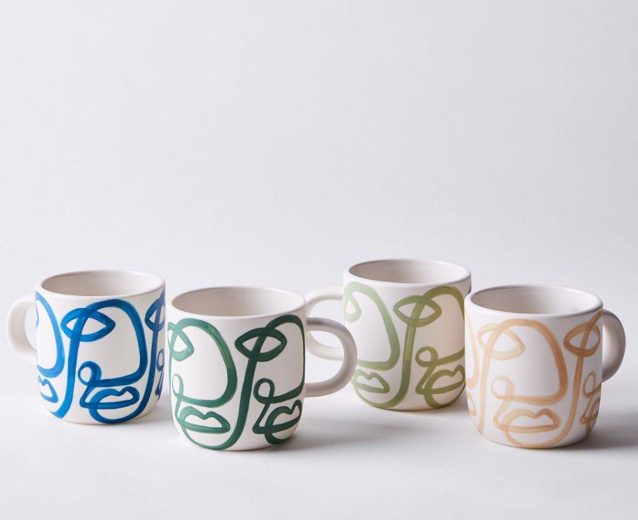 Handmade Cara Mug