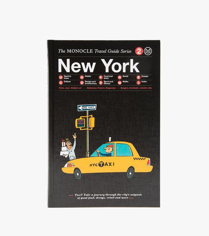 Travel Guide- New York