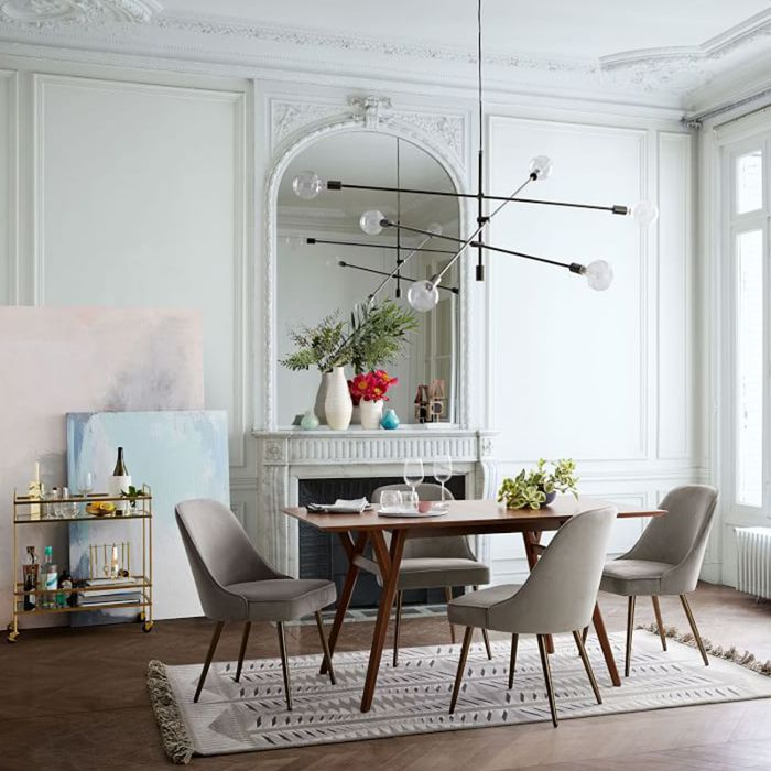 Most Popular Dining Room Colors: The Most Popular Paint Colors Of The Moment