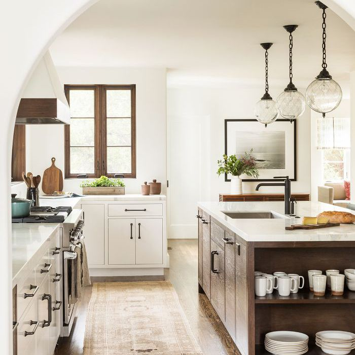 Modernized Bungalow Kitchen Renovation: Inside A Stunning $3M Gut Renovation In California