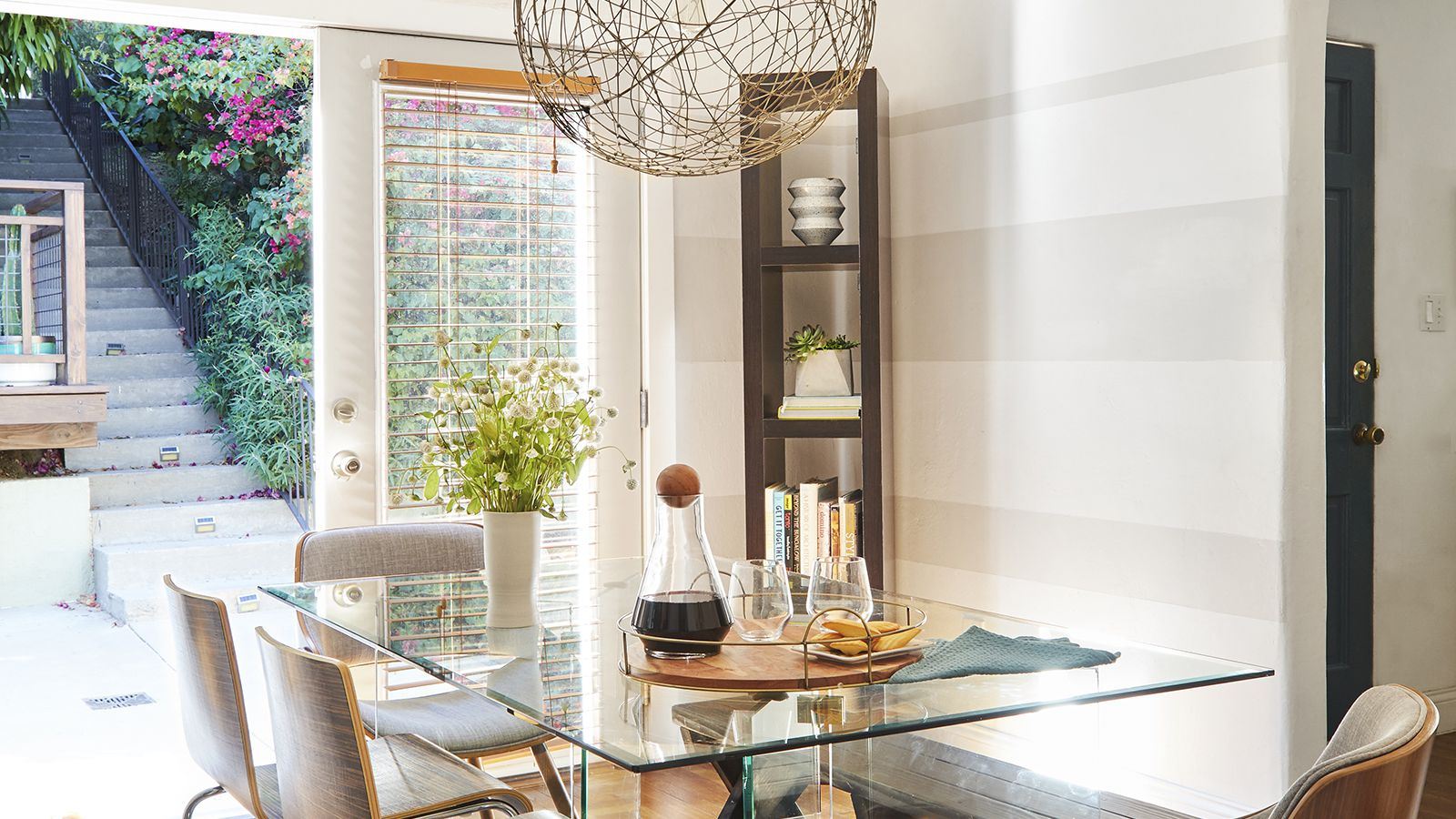 20 Small Dining Rooms That Make The, Living Dining Room Decorating Ideas Small Spaces