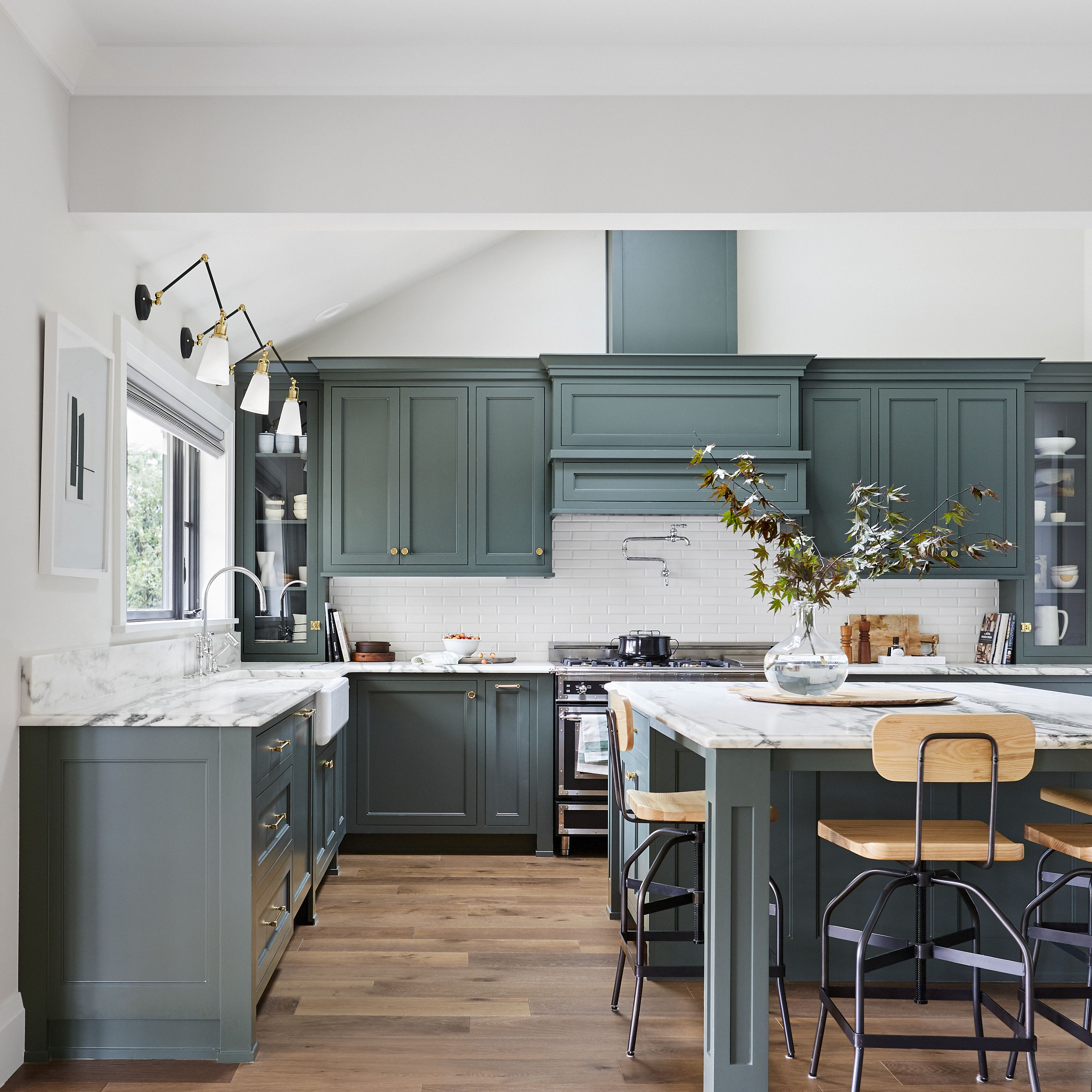 Painting Kitchen Cabinets The Complete Guide