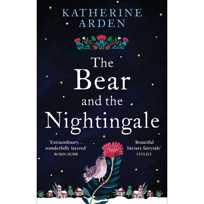 El oso y el ruiseñor de Katherine Arden