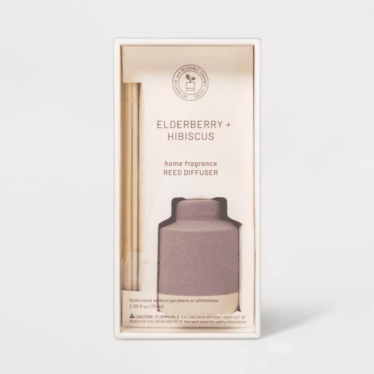 Elderberry and Hibiscus Oil Diffuser