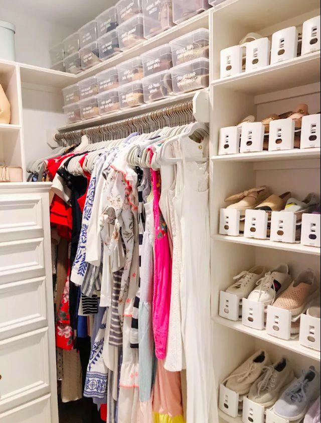 practical closet design idea