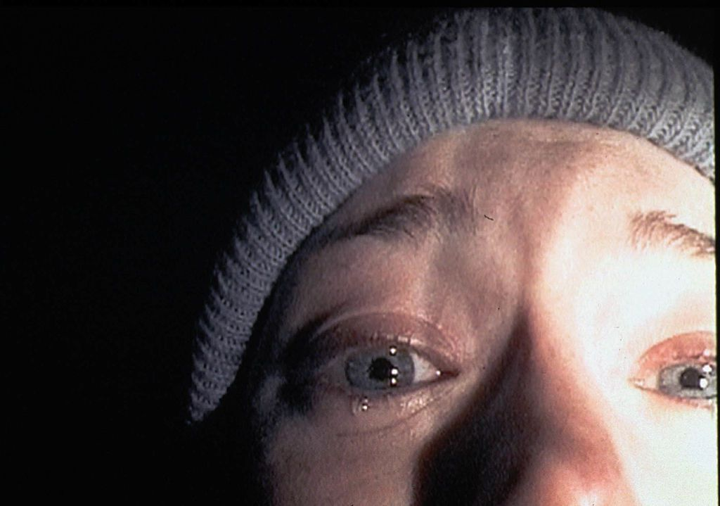 best 90s movies - the blair witch project