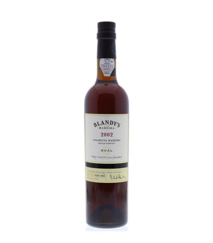 vinos de postre Bual Madeira
