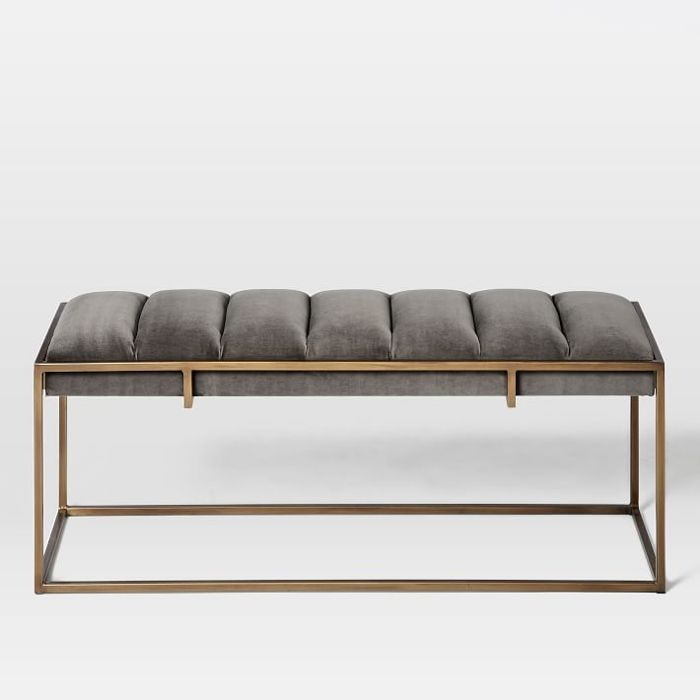 West Elm Fontanne Bench