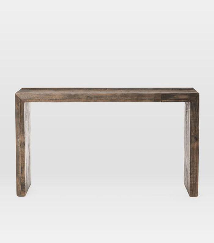 Consola de madera recuperada Emmerson (R)