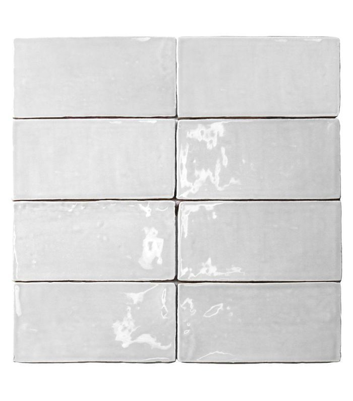 Catalina White Ceramic Wall Subway Tile Outdated Kitchen Trends