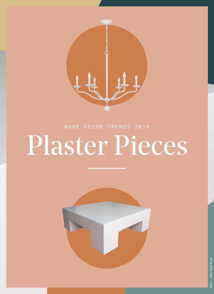 Plaster Pieces