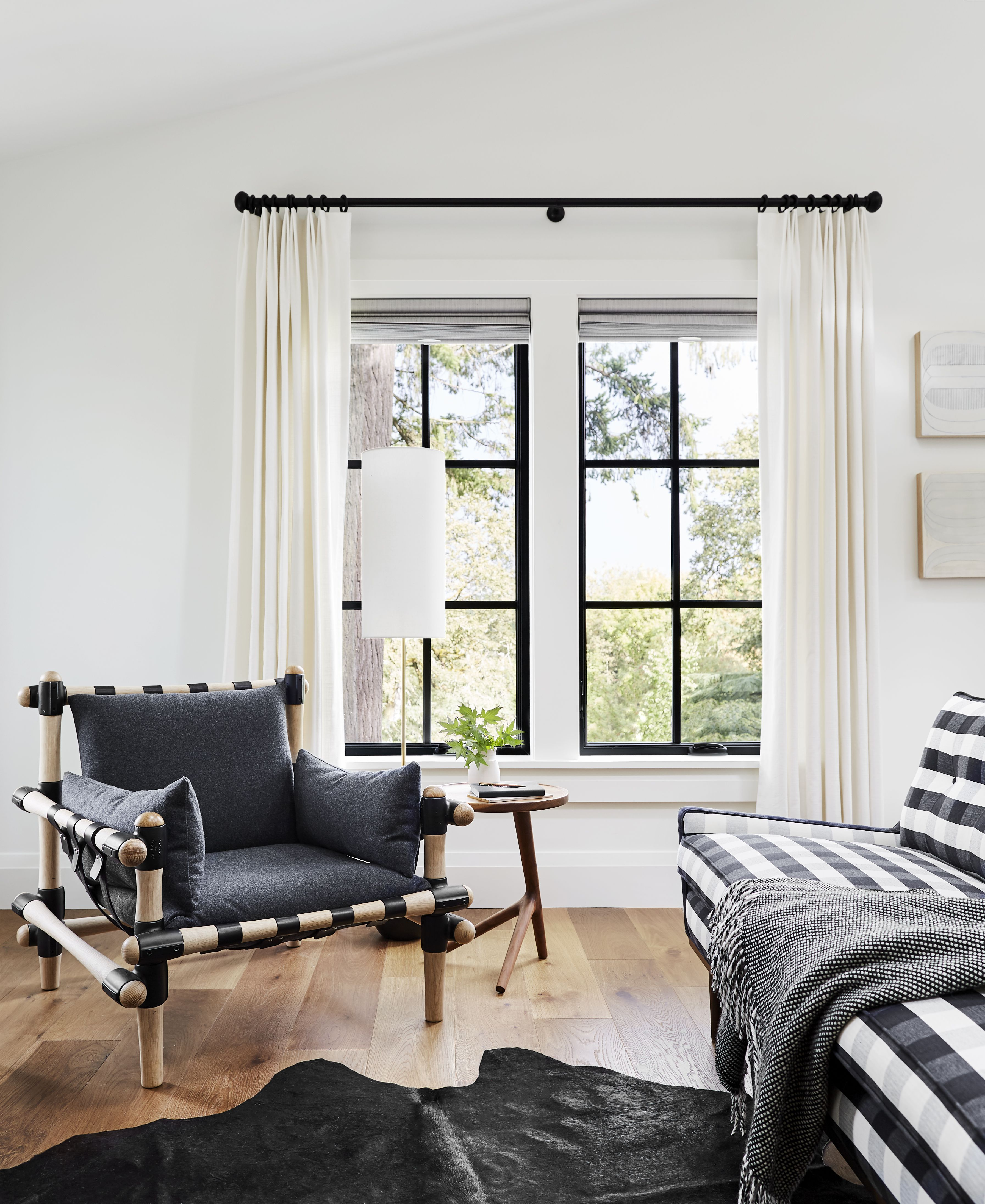 How To Get Custom-Looking Window Treatments On A Budget