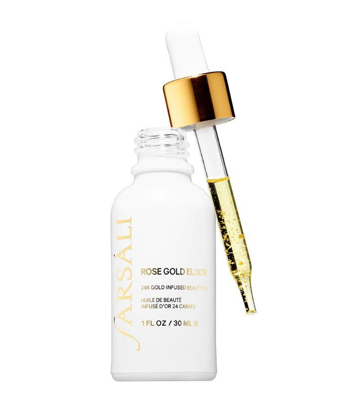 Rose Gold Elixir - 24k Gold Infused Beauty Oil Standard Size - 1 oz/ 30 mL