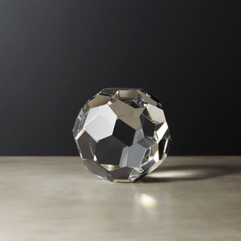 CB2 Crystal Sphere