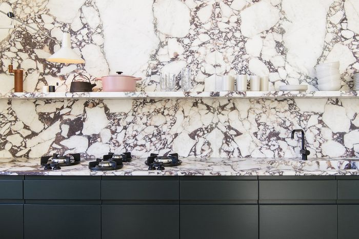 Marble counter design