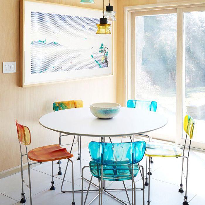 mesa de cocina de Gaetano Pesce