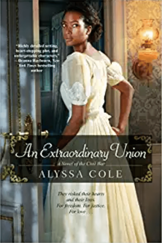 An Extraordinary Union by Alyssa Cole book cover