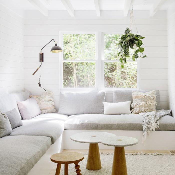 living room in Hamptons Weekend Retreat