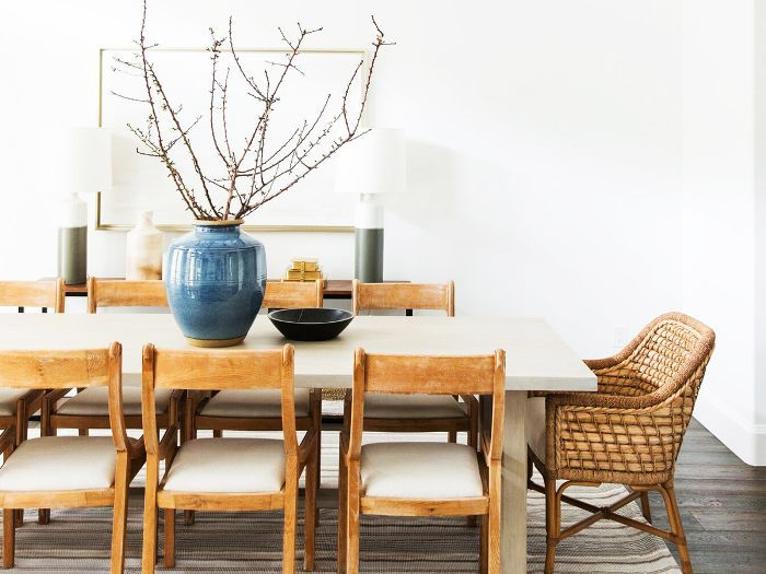8f90bc25b1b0 How to Incorporate Mismatched Dining Chairs in Your Home