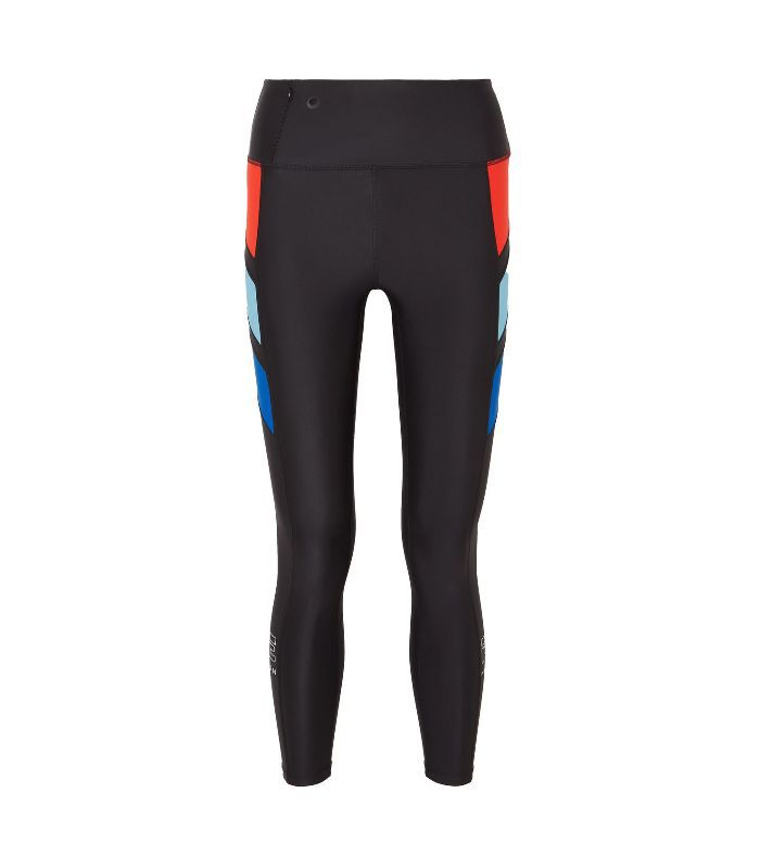 The Substitute Paneled Stretch Leggings