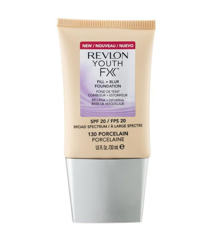 Revlon Youth FX Fill + Blur Foundation Skin Plumping Products