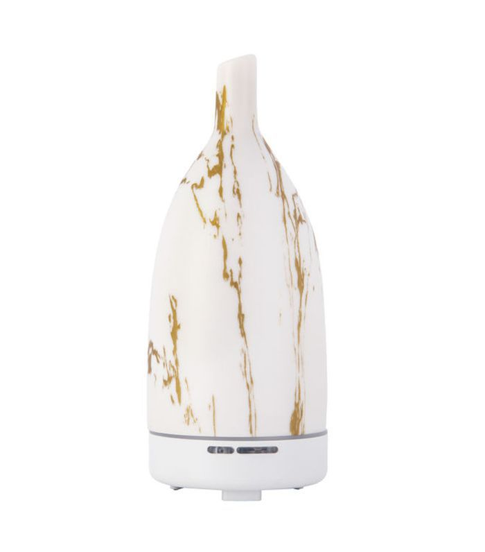Aroma Om Gold Marble Ultrasonic Diffuser