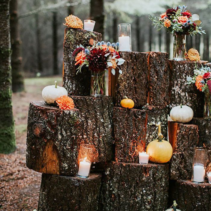 Wedding Decoration Ideas Fall: 12 Fall Wedding Ideas From Décor To Drinks