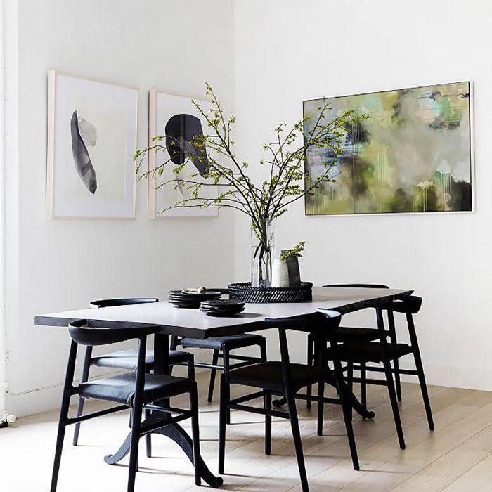 Scandinavian dining area ideas