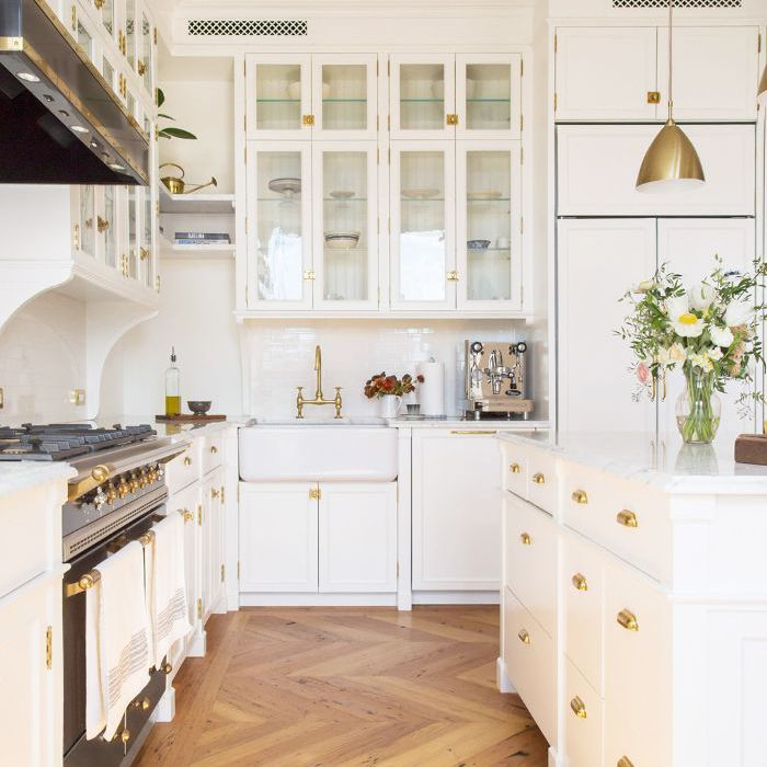 Upscale Kitchen Cabinets: These Luxury Kitchens Will Make You Want To Cook All Day
