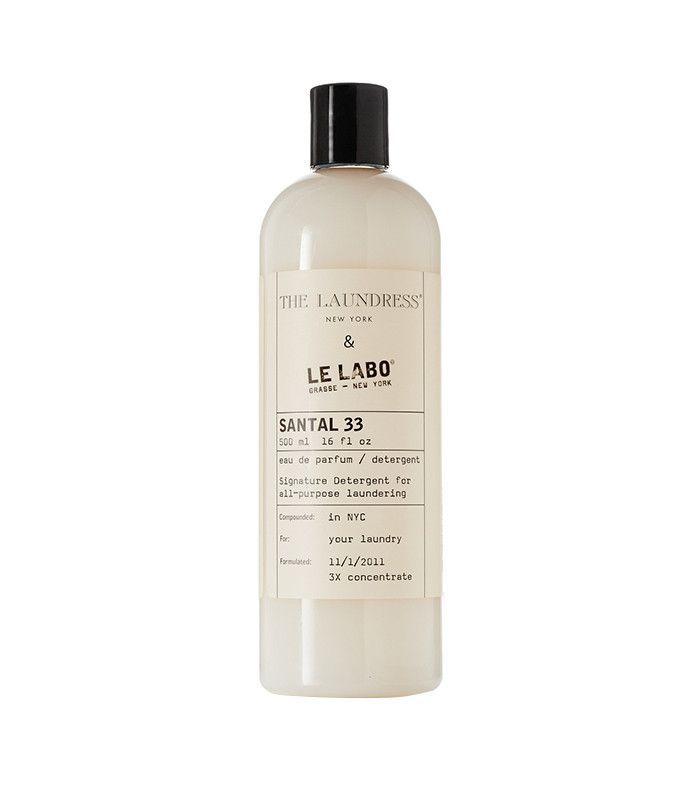 The Laundress + Le Labo Santal 33 Signature Detergent