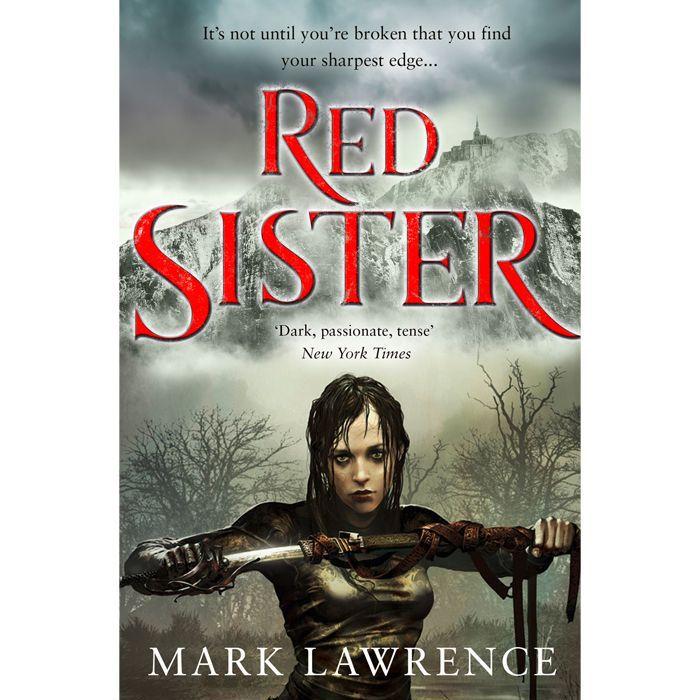 Hermana roja de Mark Lawrence