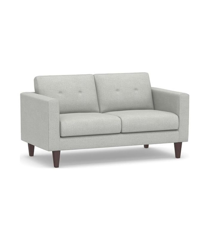SoMa Leo Upholstered Loveseat