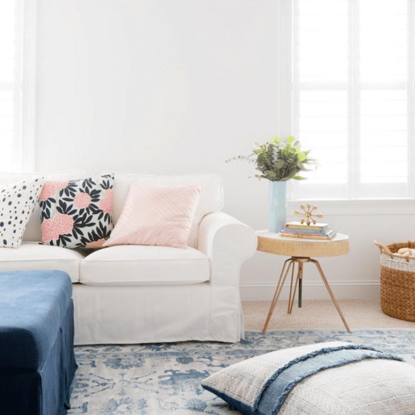 living room carpet ideas floor pillows