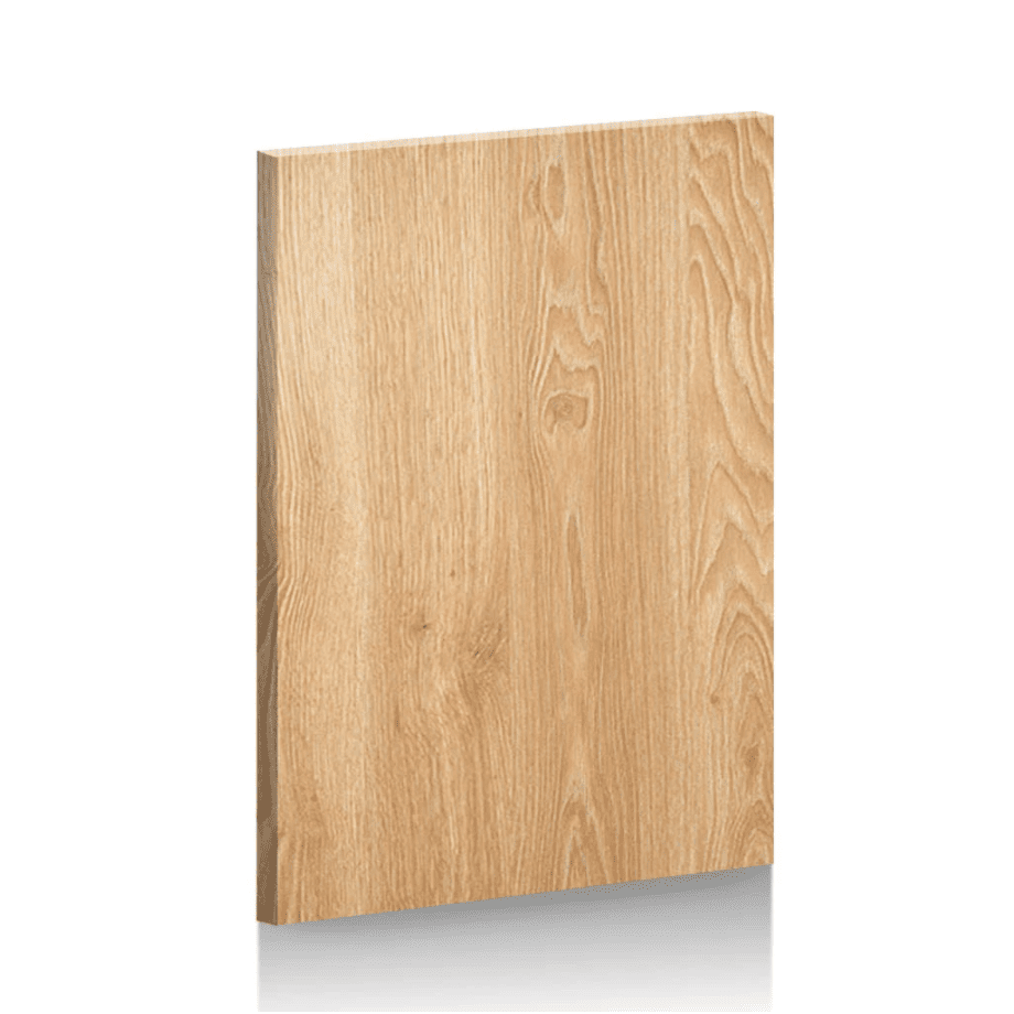 A wood panel kitchen cabinet front you can buy at Semihandmade
