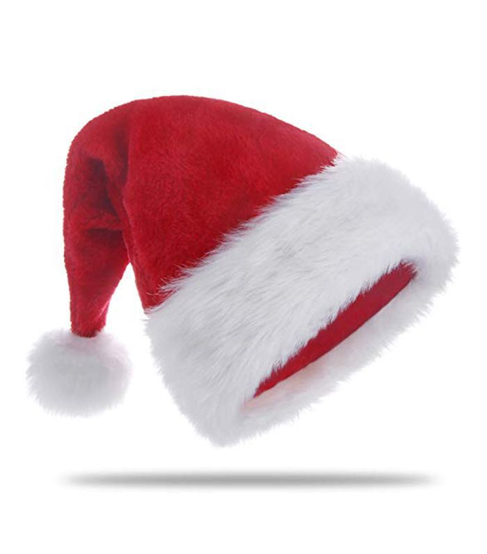 Huicocy Santa Hat Holiday Party Ideas
