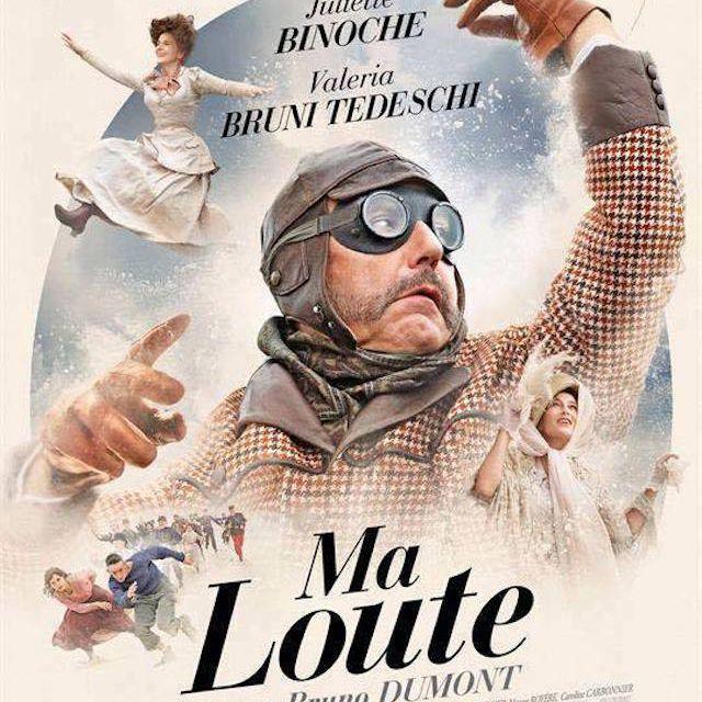 Slack Bay movie poster in French.