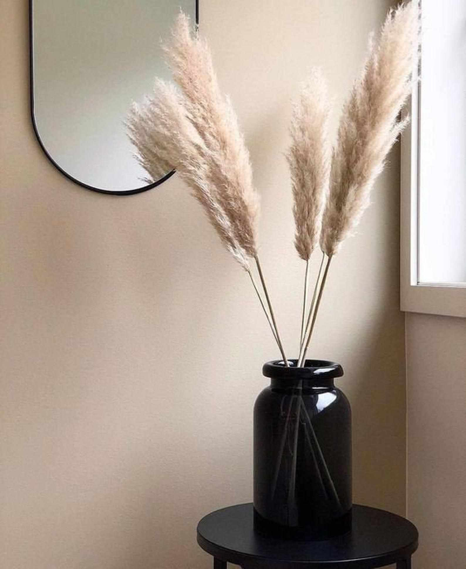 etsy pampas leaves