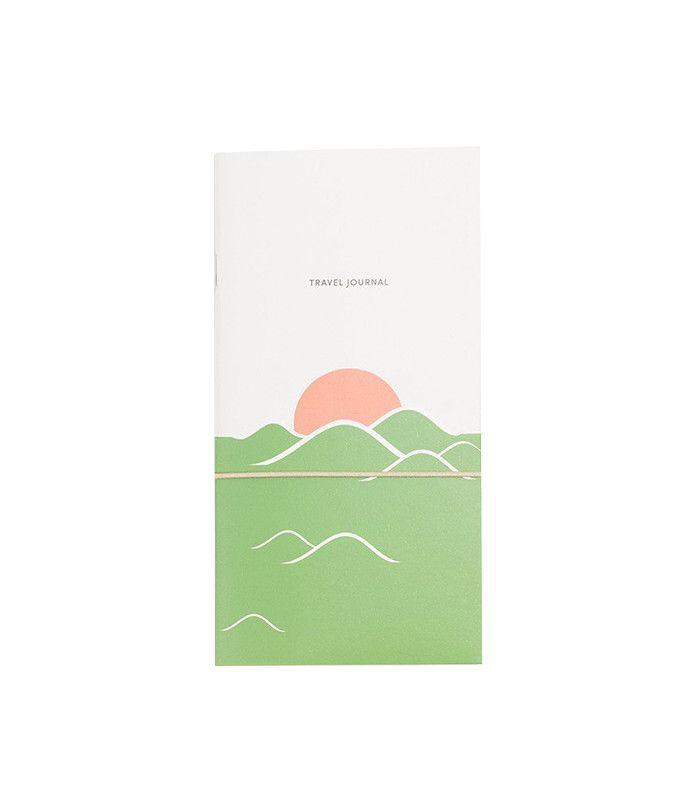 cute travel journal