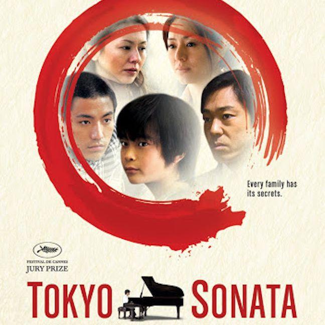 Tokyo Sonata (2008) movie poster.