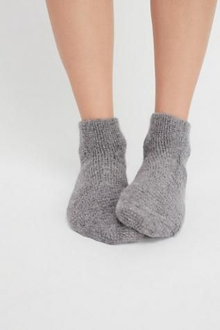 Travel Anklet Socks by Lemons at Free People