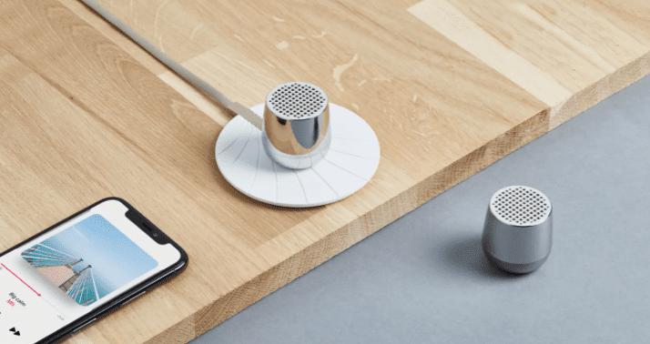 lexon mino plus two-pack speakers