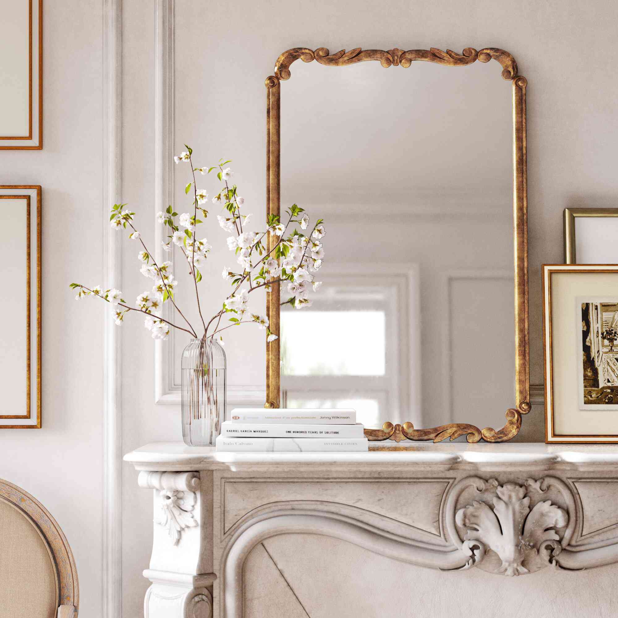 Kelly Clarkson Home Modern & Contemporary Accent Mirror