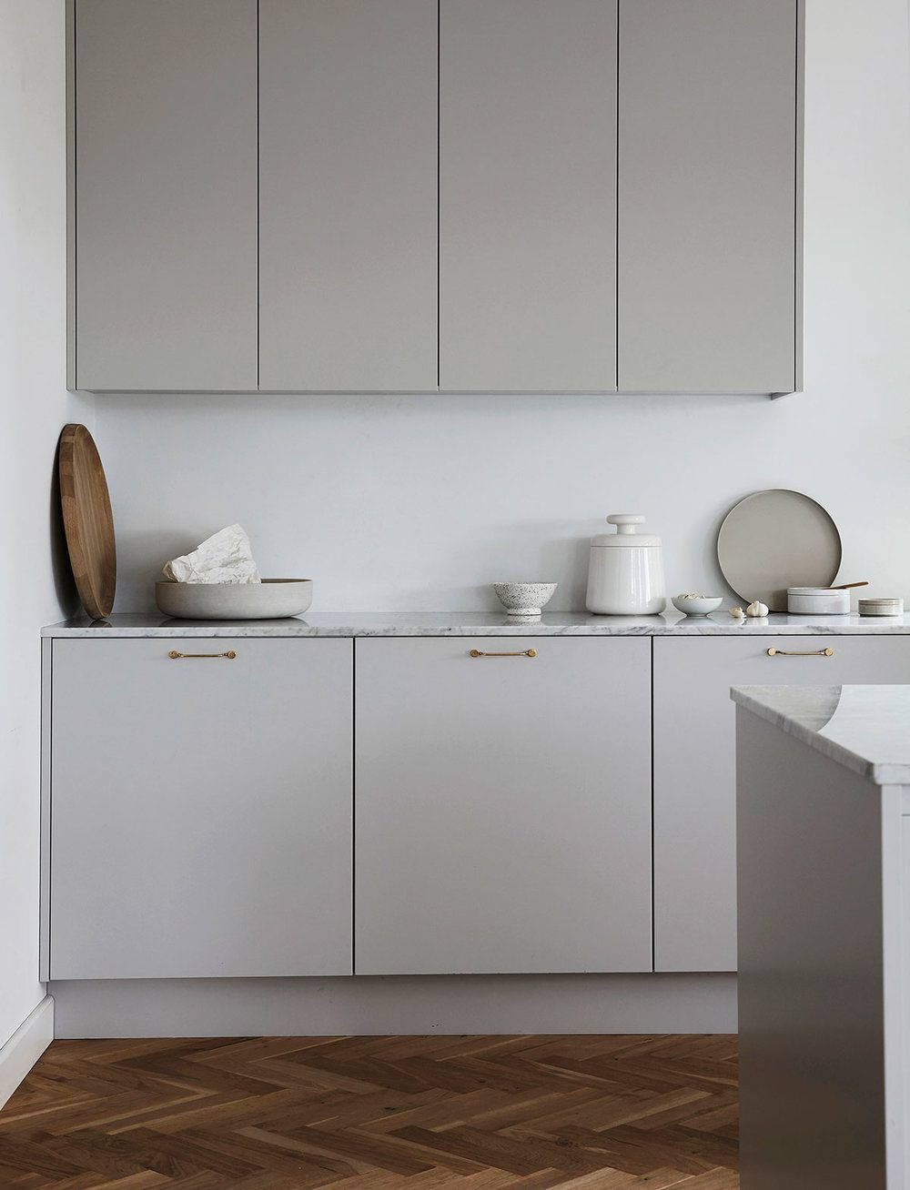 These Modern Kitchen Cabinets Will Have You Saying Goodbye to Open