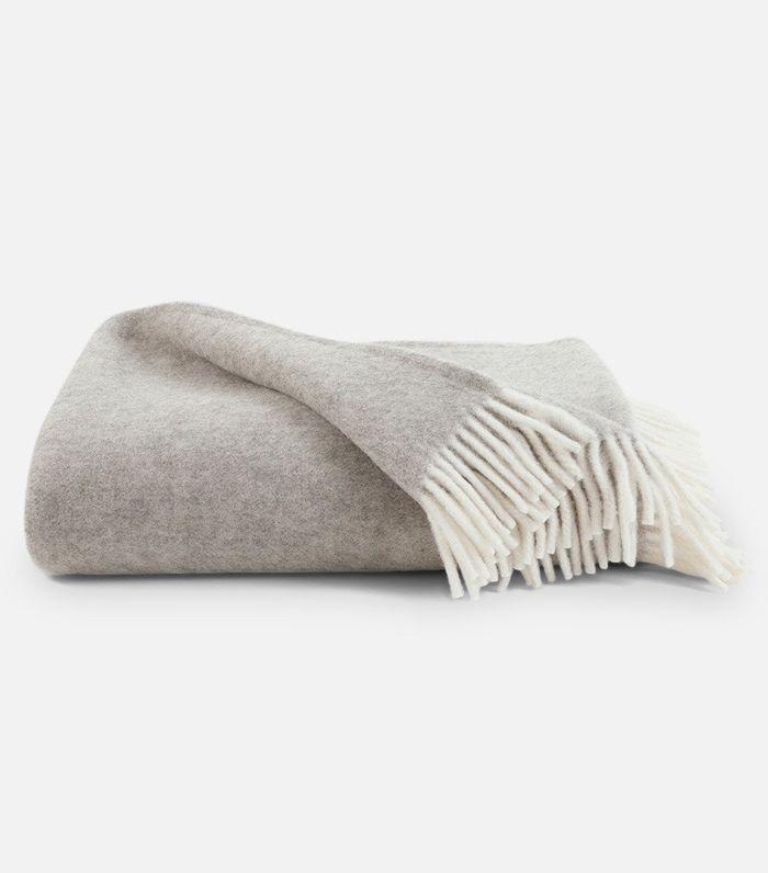 Brooklinen Throw Blanket