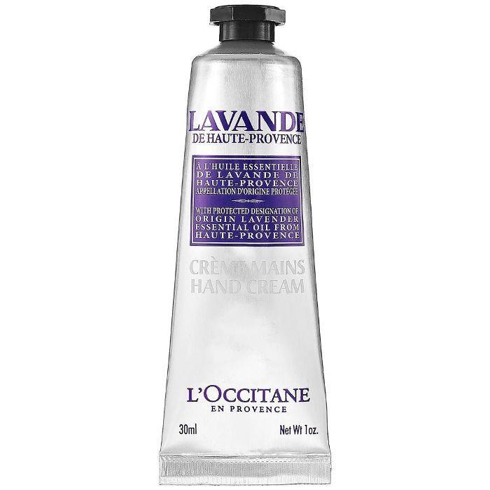 L'Occitane Hand Cream Minis Shea Butter TSA Liquids Rules