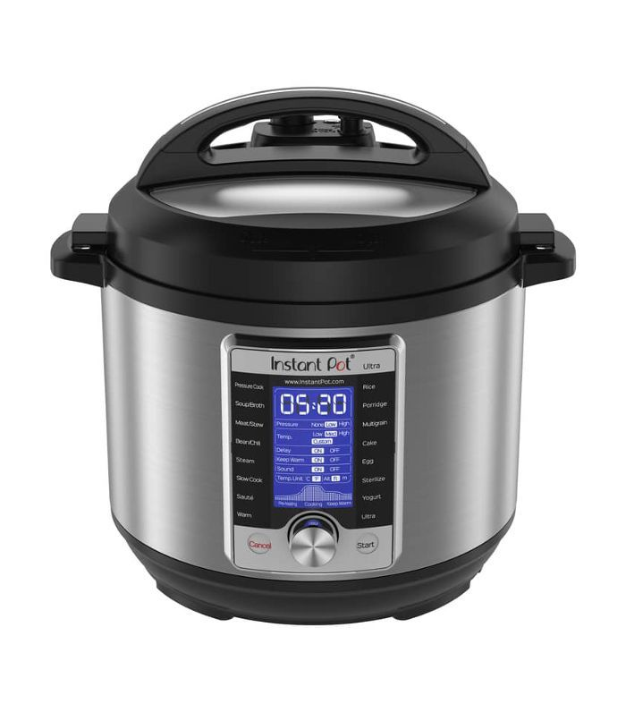 Instant Pot Instant Pot Ultra 6-Quart 10-In-1 Multiuse Programmable Cooker