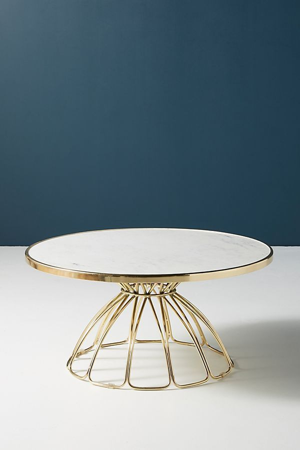 Anthropologie Seaford Coffee Table