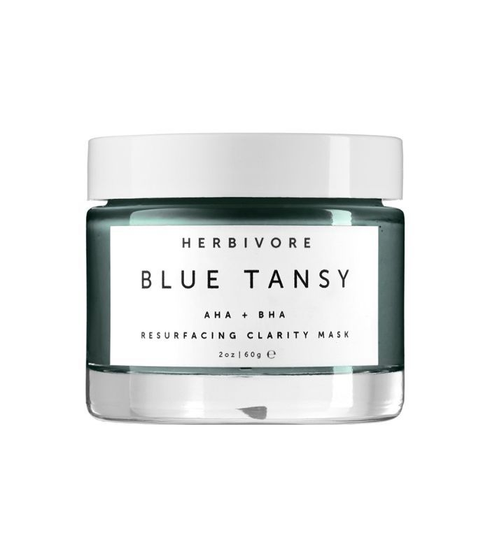 Blue Tansy AHA + BHA Resurfacing Clarity Mask 2 oz/ 60 mL