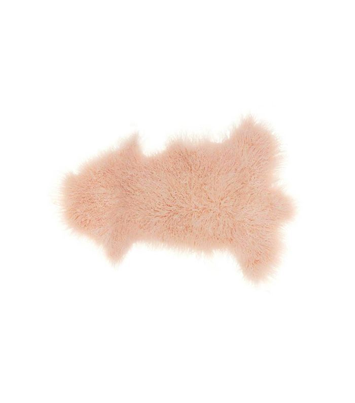 Genuine Sheepskin Freeform Rug